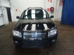 2009 Ford Territory SY TS (4x4) Black 6 Speed Auto Seq Sportshift Wagon Cardiff Lake Macquarie Area Preview