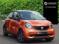 smart forfour PRIME PREMIUM (orange) 2016-11-29