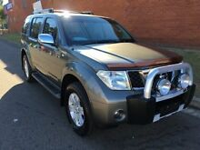 2006 Nissan Pathfinder R51 ST-L (4x4) 5 Speed Automatic Wagon St Marys Penrith Area Preview