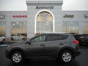 2013 Toyota RAV4 LE 1 OWNER ONLY $133* Bi-weekly DEALERSHIP MAIN