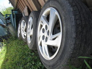 Tires and Rims - SOLD !!