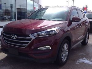 2017 Hyundai Tucson AWD 2.0L SE Leather SunRoof