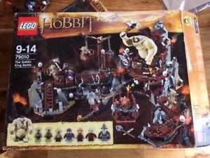 Lego 79010: La bataille contre le roi des gobelins