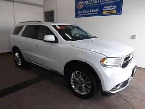 2016 Dodge Durango Limited LEATHER SUNROOF REMOTE START