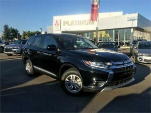 2017 Mitsubishi Outlander All Wheel Drive startin @ 0% Financing