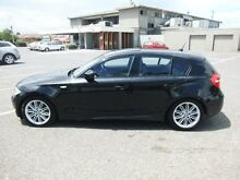 2010 BMW 120I E87 MY09 Black 6 Speed Automatic Hatchback Maidstone Maribyrnong Area Preview