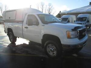 2012 GMC Reg Cab 2500 HD