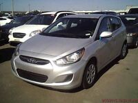 2014 Hyundai Accent GL Hatchback w/Winter Tires and Heated Seats