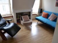 Central Edinburgh flat for rent 30th-31st August. Suits 3-4 adults £79 per night