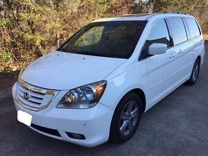 2008 Honda Odyssey TOURING Minivan,Van.127,200KM.$11,900