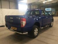 2015 FORD RANGER TDCI 150 XLT 4X4 SUPER CAB PICK UP DIESEL