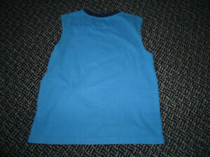 Boys Size 7 Dragon Cotton Tank Top Kingston Kingston Area image 3
