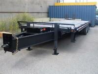PREMIUM SERIES DECK OVER EQUIPMENT FLOAT TRAILERS