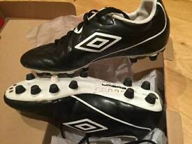 Boys Football/Rugby Boots - size 7 - worn once