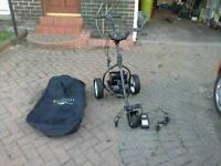 Motocaddy s3 golf trolley