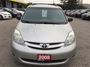 2008 Toyota Sienna 7 Passenger 4 Dr Auto Power Window Certified