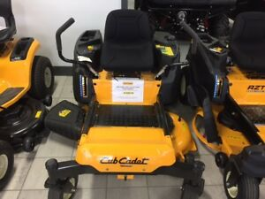 FALL BLOWOUT SALE ON CUB CADET RZT MOWERS @ LETHBRIDGE HONDA