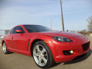2005 Mazda RX-8 GT ---1.3 Liter Rotary Engine--6 SPEED--RELIABLE