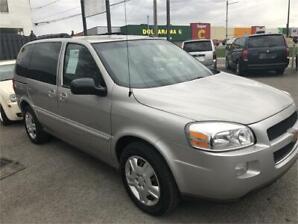 2009 Chevrolet uplander FINANCEMENT MAISON disp 100% approuvé