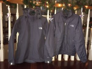 REDUCED! AMAZING SAVINGS on North Face Near-New. Triclimate