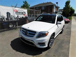 MERCEDES GLK250 BLUETEC 4 MATIC 2015 (AUTOMATIQUE BLUETOOTH)
