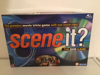 'SCENE IT?' BOARD GAME IN GREAT CONDITION
