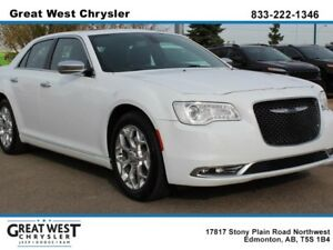 2017 Chrysler 300 V6 AWD**SPORT MODE**REMOTE START**HEATED/COOLE