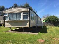 Static Caravan @Golden Sands Holiday Park, Dawlish Warren Sleeps 6, 2 Bedrooms.