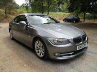 2012 12 BMW 3 SERIES 3.0 325I SE 2D AUTO 215 BHP