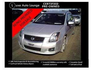 2012 Nissan Sentra 2.0 SR - ONLY 35,000km!! HEATED SEATS, AUTO!