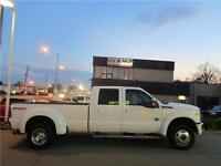 2011 Ford  F-450 DRW not F-350 DUALLY Lariat 4x4 Diesel Leather
