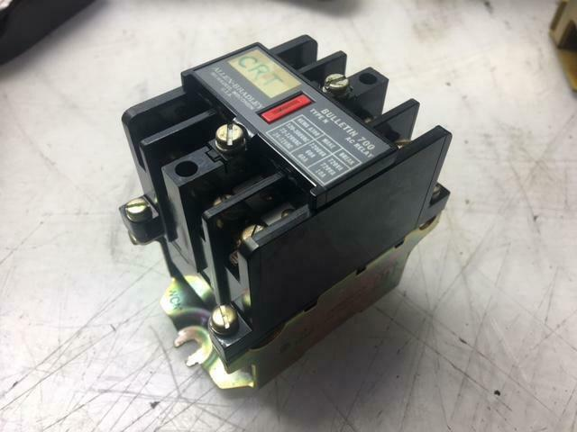 Allen Bradley AC Relay, # 700-N200A1, Series C, 120V Coil, Used, Warranty