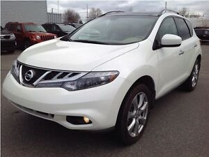 Nissan Murano Platinum AWD Navigation Cuir Toit Panoramique MAGS