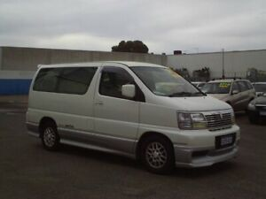 2000 Nissan El Grande White Automatic Van Embleton Bayswater Area Preview