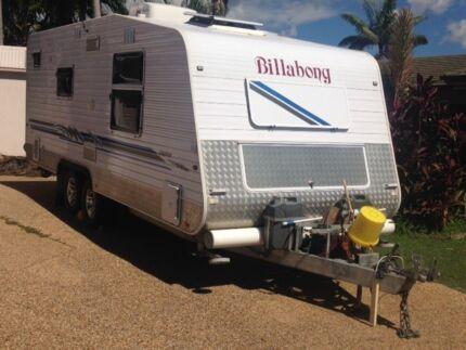 Caravan Billabong  2009 (semi off-road) Annandale Townsville City Preview