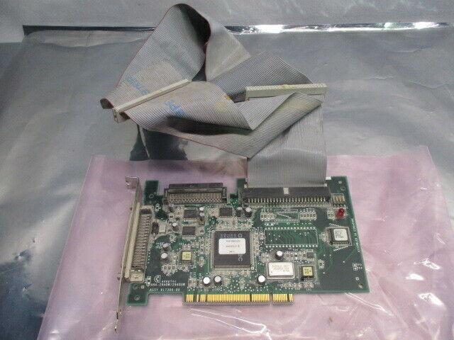 Adaptec Assy 917306-00 PCB, AHA-2940W/2940UW, BE0E6112MEC, 101293