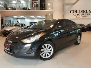 2013 Hyundai Elantra GLS-AUTO-BLUETOOTH-HEATED SEATS-ONLY 93KM
