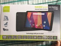 "Hannspree Tablet HANNSPAD 10.1 ""HD HELIOS T76B"