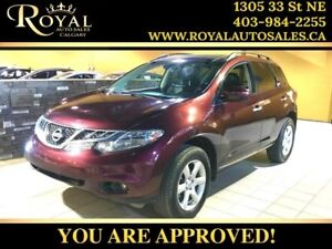 2013 Nissan Murano SL LEATHER, BACK UP CAM, DOUBLE SUNROOF