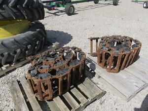 John Deere Steel Tracks