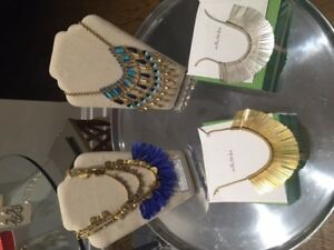 Stella and Dot - Statement Necklaces and Earings
