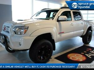 2013 Toyota Tacoma MANUAL TRD SPORT OFF ROAD READY LIFT KIT