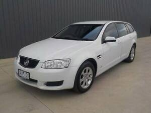 2010 Holden VE Omega Sport Wagon Series II Corio Geelong City Preview