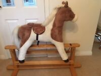 Mulholland & Bailie swing rocking horse