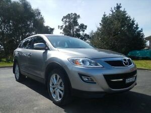 2012 Mazda CX-9 TB10A4 MY12 Luxury Aluminium 6 Speed Sports Automatic Wagon Young Young Area Preview