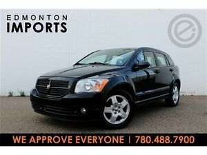 2008 Dodge Caliber SXT|RED CLOTH|LOW KM