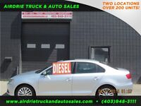 2011 Volkswagen Jetta Sedan Highline FWD Diesel