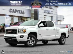 2018 GMC Canyon Crew Cab 4WD All Terrain w/Cloth