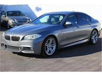 2012 BMW Série 5 550i xDrive + 5 Packages M