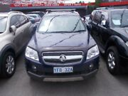 2008 Holden Captiva CG MY08 LX (4x4) Blue 5 Speed 5 SP AUTOMATIC Wagon Braddon North Canberra Preview